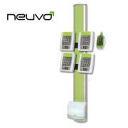 Neuvo Wallmount Column and Jackbox