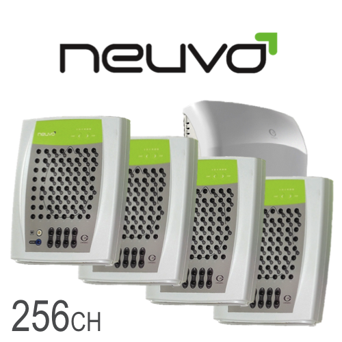 Neuvo 256 channel system