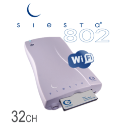 Siesta WIFI EEG Amplifier
